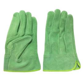 現場系女子 外縫い 内綿 グリーン AG2552