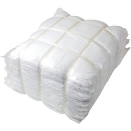 白メリヤスウエス 縫目なし 漂白 MW8845