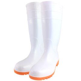 WS3001W 耐油安全長靴 白