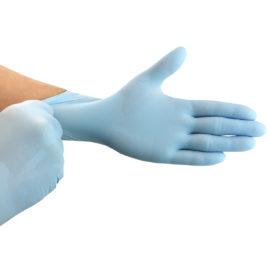 ニトリル極薄手袋 AG7240