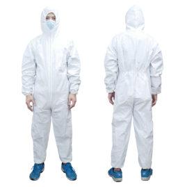 不織布つなぎ防護服 AG6900