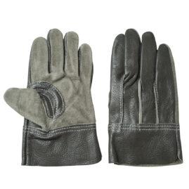 牛本革手袋 背縫い ジャスピー AG490